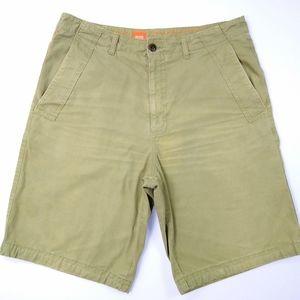 Vtg Men's Hugo Boss Shorts Sz 34R